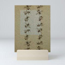 Bee Line Mini Art Print