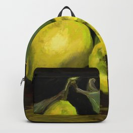 Quinces the fruit of love Backpack