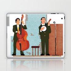 String Duo Laptop & iPad Skin