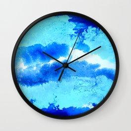 Ocean Reef IIII Wall Clock
