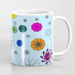 color me flaky Coffee Mug
