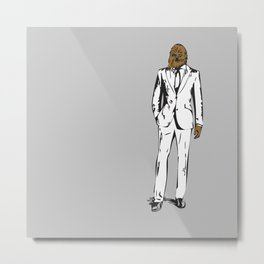 Chewy Business Metal Print