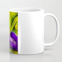Fractal Stitchwort Coffee Mug