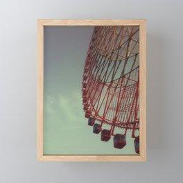 Nanchang Big Wheel II Framed Mini Art Print