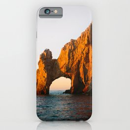 El Arco de Cabo San Lucas iPhone Case