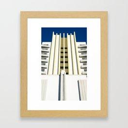 Art Deco Miami Beach #23 Framed Art Print