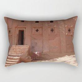 Ethiopian Church 01 Rectangular Pillow