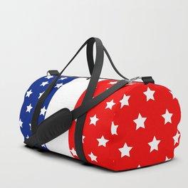 Star Spangled Duffle Bag