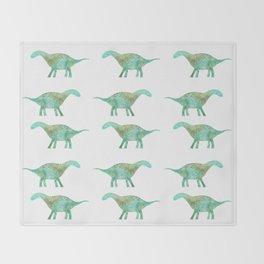 Dinosaur! Throw Blanket