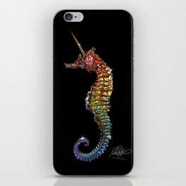 Magical Seahorse iPhone Skin