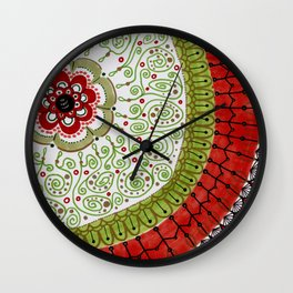 Happy EVERYTHING! Wall Clock