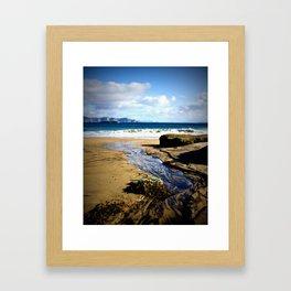 Keem Bay Framed Art Print