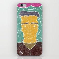 Franky Jr. iPhone & iPod Skin