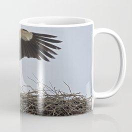 Storks in a Nest Coffee Mug