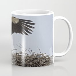 Storks in a Nest Coffee Mug