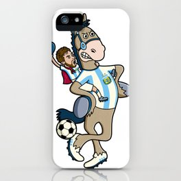 Argentina World Cup 2018 iPhone Case