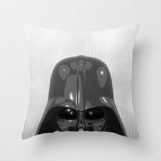 Darth Vader Bottom Throw Pillow
