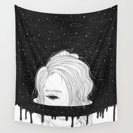 Spaced Out Wall Tapestry
