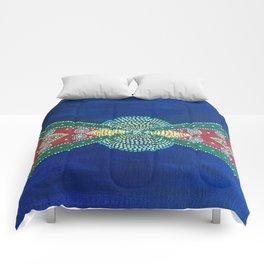 Colors of Yemen Comforters