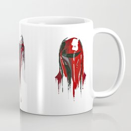 Procrastination in red 1 Coffee Mug