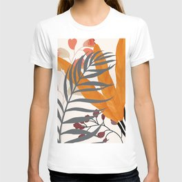 Colorful Red Leaves T-shirt