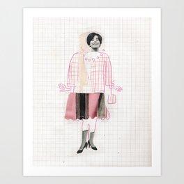 purse Art Print