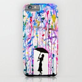 Deluge iPhone Case