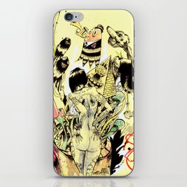 SEARCH & DESTROY. iPhone Skin