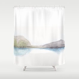 Landscape 1 Shower Curtain
