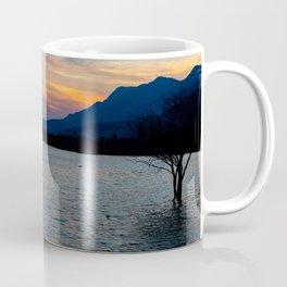 Sunset in Laguna de Chapala Coffee Mug