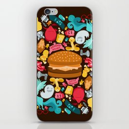 Bob's Burgers iPhone Skin
