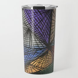 Collapse Travel Mug