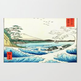 The Great Wave. The Sea At Satta Rug