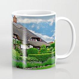 Quaint English Cottage Coffee Mug