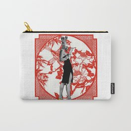 Madame Chang Carry-All Pouch