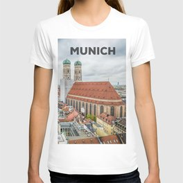 The Cathedral of Munich T-shirt