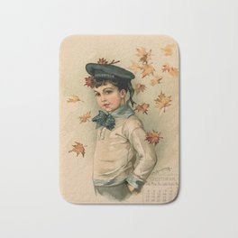 American Boy Maud Humphrey 1891 Bath Mat