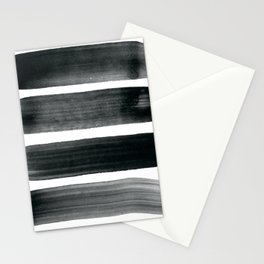 Four Brushes Stationery Cards