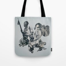 Bloodfire Tote Bag
