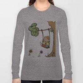 Swing. Long Sleeve T-shirt