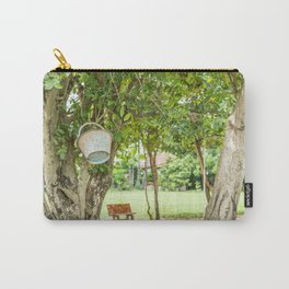 Bucket & Trees, Killing Fields, Cambodia Carry-All Pouch