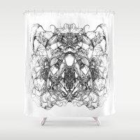 koala Shower Curtains featuring KOALA by Oscelius