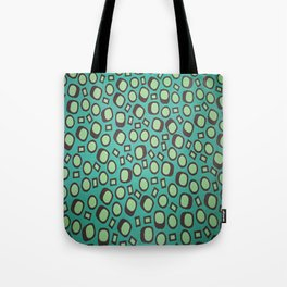 Abstract shapes - Pattern Design - Wild Veda Tote Bag