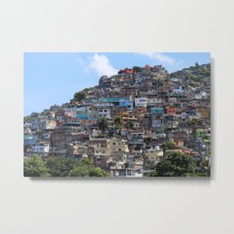 Vidigal Metal Print