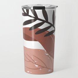 Bara - Leaves composition Travel Mug