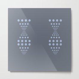 stacked dots Metal Print