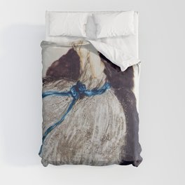 Louis Icart - Hunting - Invitation - Digital Remastered Edition Comforters