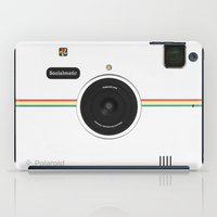 camera iPad Cases featuring Camera  by alifart