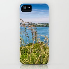 View of Kinsale, Ireland from Summer Cove iPhone Case