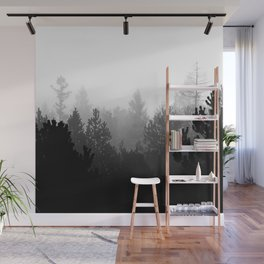 BLACK FOREST Wall Mural